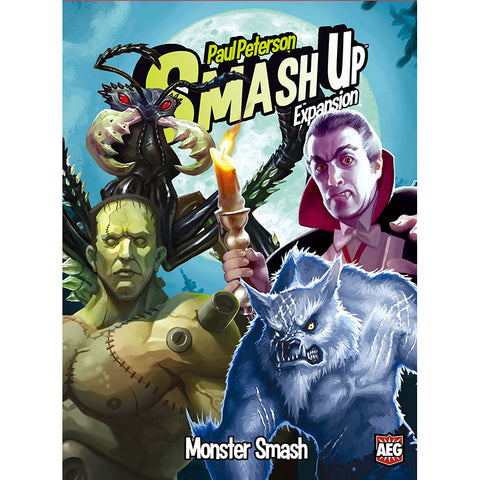 Smash Up: Monster Mash Expansion