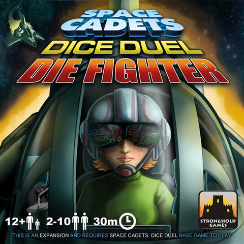 Space Cadets Dice Duel: Die Fighter Expansion