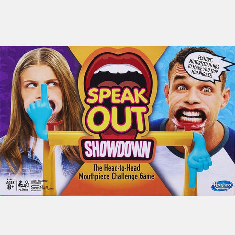 Speak Out: Showdown