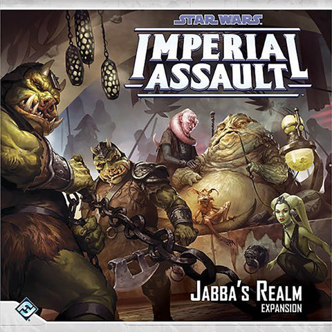 Star Wars Imperial Assault: Jabba's Realm Expansion