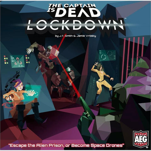 The Captain is Dead: Lockdown Expansion