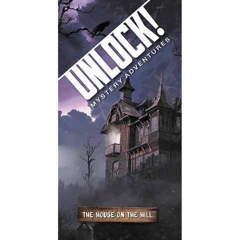 Unlock! The House on the Hill