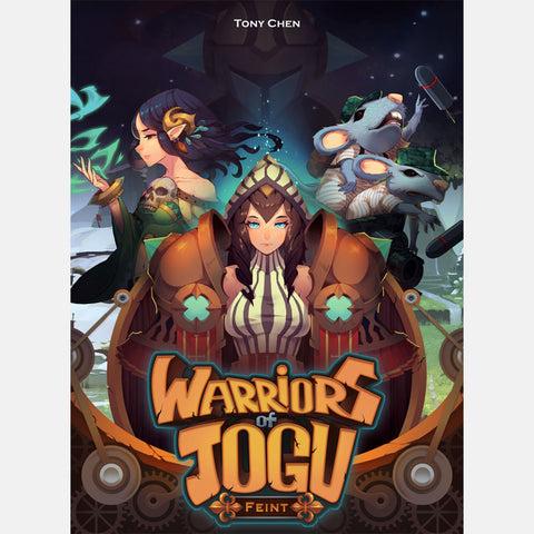 Warriors of Jogu: Feint (Kickstarter Edition)