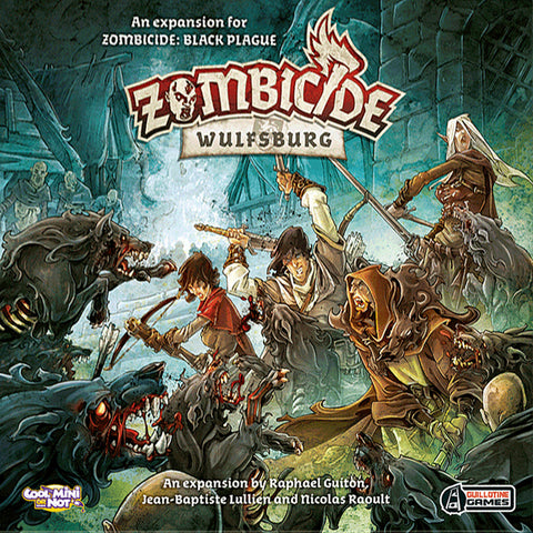 Zombicide Black Plague: Wulfsburg Expansion