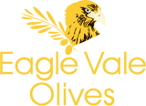 Eagle Vale Olives Award Winning Marinated Olives EVOO Logo