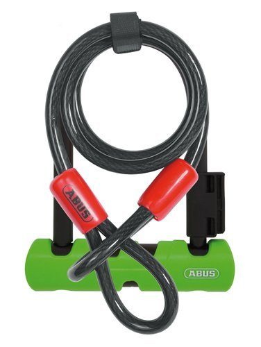 Abus Ultra 410 + Cobra Cable