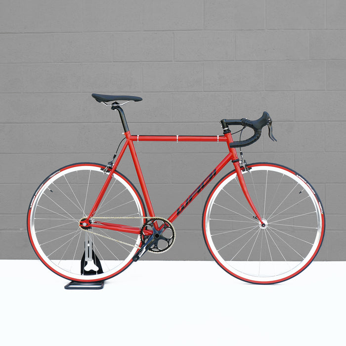 2018 Wabi Road Pro in Really Red | Single Speed Fixed Gear Bicycles