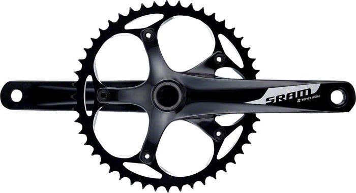 SRAM S-300 Crankset, 170mm, Black