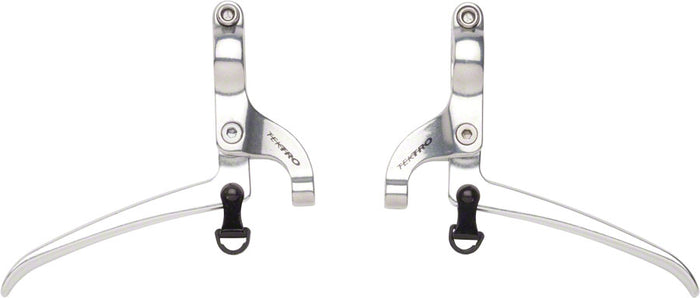 Tektro FL750 Top Mount Brake Levers, Silver, 22.2mm