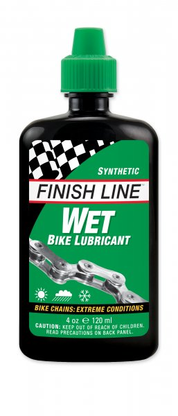 Finish Line Wet Bike Lube