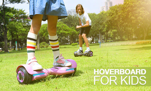 Gyroor T580 hoverboard for kids