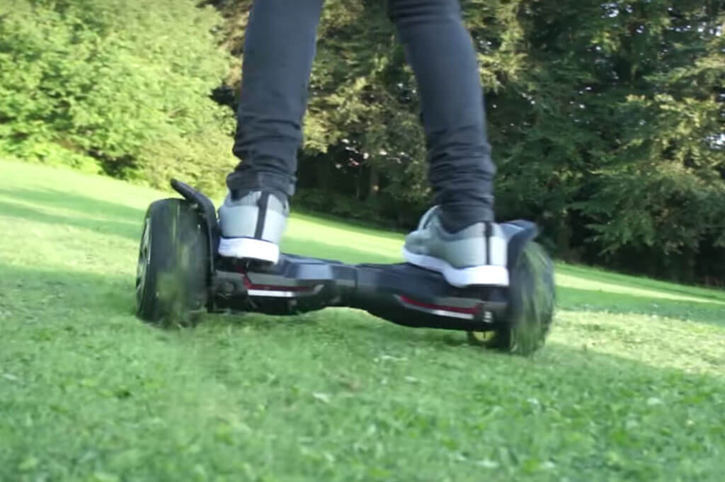 bluetooth off road hoverboard