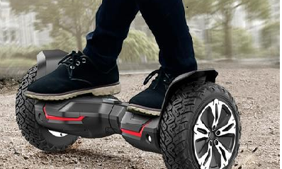 Gyroor Warrior Hoverboard