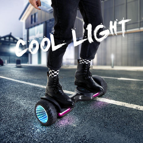 cheap hoverboard with cool flash wheel