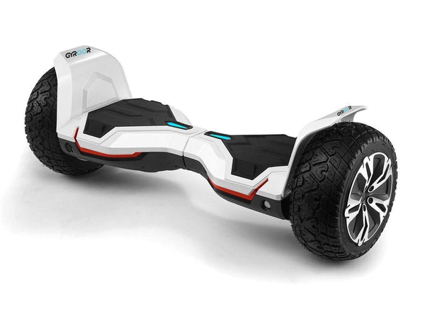 Water Hoverboard For Sale >> A White Electric Hoverboard Gyroor Warrior in USA, Canada ...