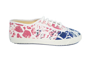 Startas Grand Terrazzo canvas vegan sneakers