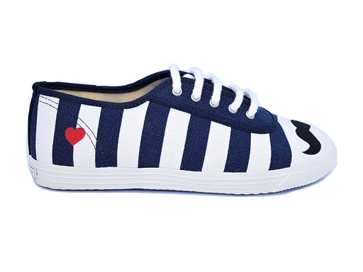 Startas sailor in love canvas vegan sneaker