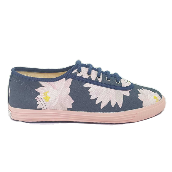 Startas Lotus canvas shoes vegan