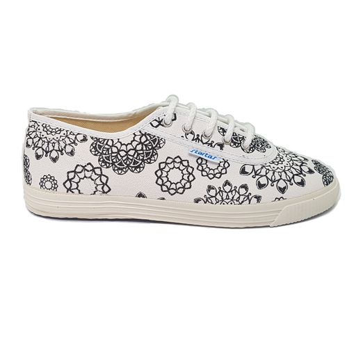 Startas Mandala canvas shoe vegan