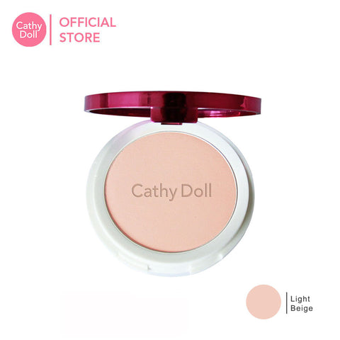 Cathy Doll Speed White CC Powder Pact SPF40 PA+++ Light Beige