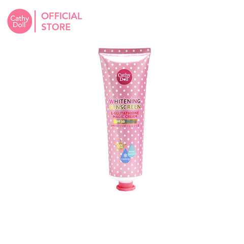Cathy Doll L-Glutathione Magic Cream SPF 50 PA+++ 60ml