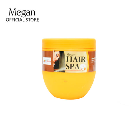 Megan Hair Spa 500ml - Dry Defense