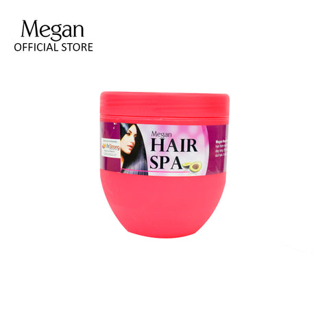 Megan Hair Spa 500ml - Nourishing & Straightening