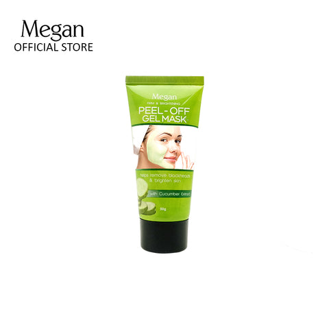 Megan Peel Off Mask - Cucumber Extract 50g