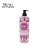 Megan French Lavender Shower Gel 750ml