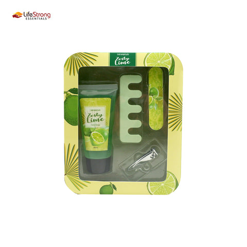 Skin Nature Zesty Lime Giftset with Nail Cutter