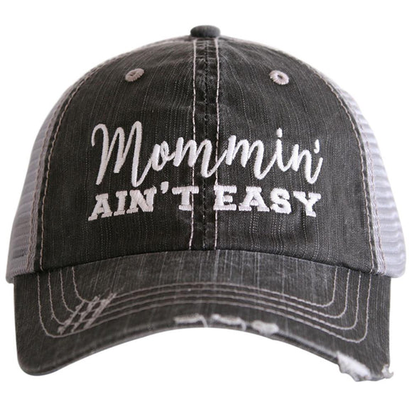 Mommin' Ain't Easy Vintage Hat