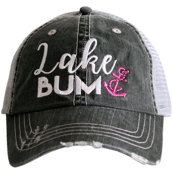 Lake Bum Vintage Hat