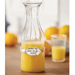 Glass Juice Carafe