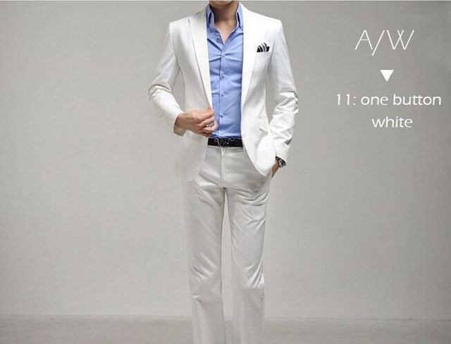 820482ae Slick Young Men's Fashion Suit – TisIsaysMe