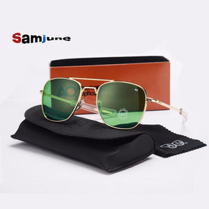 Men's Fashion Aviator Sun Glasses