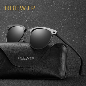 Unisex Retro Vintage Men's Sunglasses