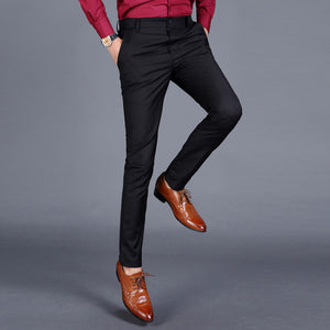 Casual Business Suit Pants