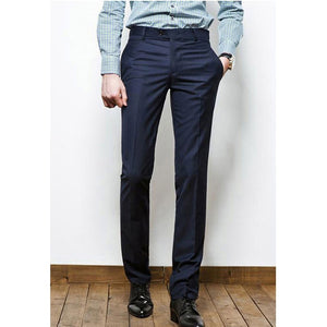 Custom Made Luxury Mens Business Formal Trousers
