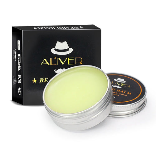 Aliver Natural Beard grooming Balm