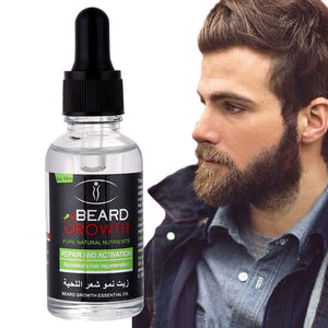 Best Quality 100% Natural Beard Growth Oil