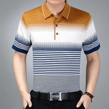 Summer Short Sleeve Knitted Polo Shirt s