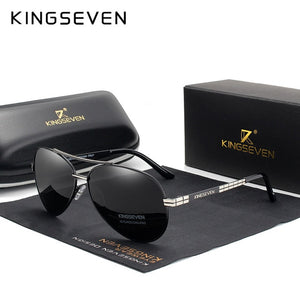 KINGSEVEN Aviator Sun Glasses