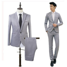 Business and Leisure Suit A Two-piece