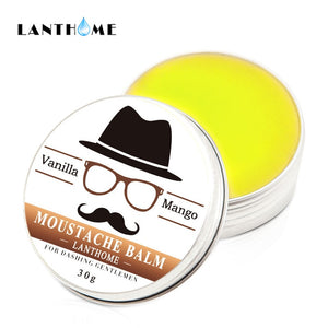 Moustache Vanilla Mango All Natural Beard Balm