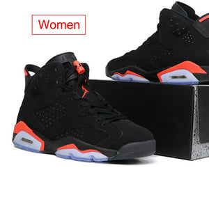 Men Jordan Retro basketball shoes 6