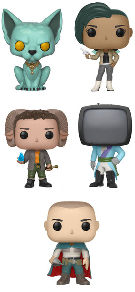 Pop Comics: Saga W1 Full Case/Wave Bundle-No Chase-Preorder-Due in January