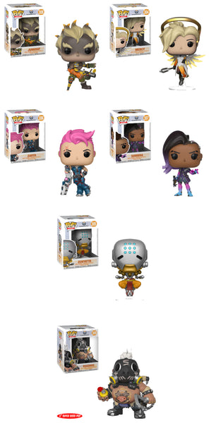 Overwatch S3 Pop Games Full Wave/Case Bundle-Preorder-Due in March