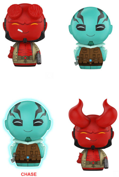 Hellboy Dorbz-Full Wave/Case bundle-Preorder-Due in June