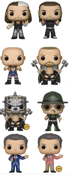 WWE S8 Full Wave/Case Bundle-With Chases-Preorder-Due in July