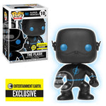 Justice League The Flash Silhouette Glow in the Dark Pop!-EE Exclusive-In Stock